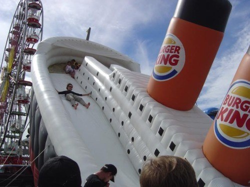 titanic,Bounce House,too soon,inflatable,funny,fail nation,g rated