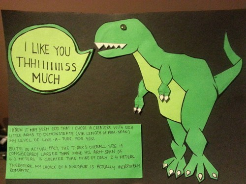 cute,couples,funny,t rex,g rated,dating