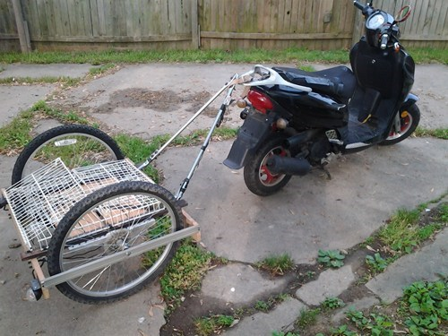 trailers,moped,funny,there I fixed it