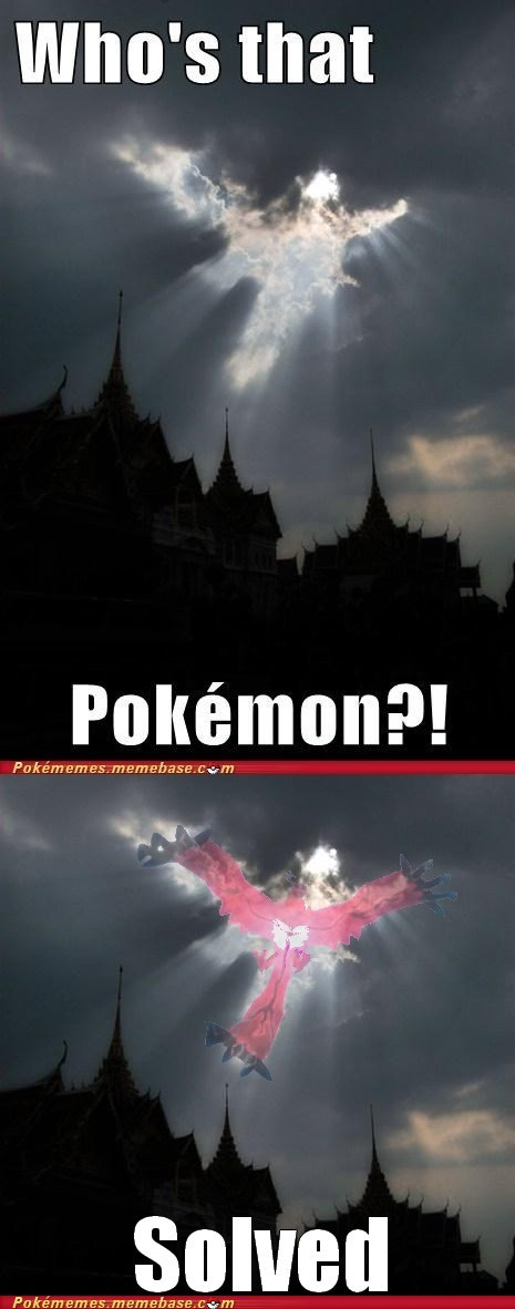 clouds,whos-that-pokemon,IRL,funny
