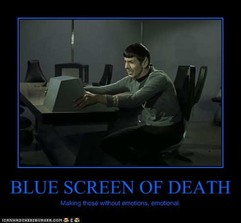 computers Spock Star Trek - 7470014208