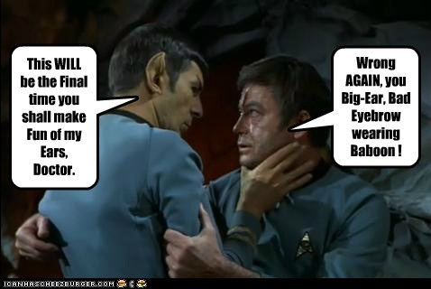 bones Spock Star Trek funny - 7470158848