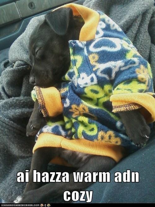 feels good cozy cute warm - 7470359040