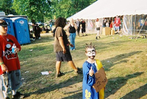 Music juggalos FAIL ICP I Weep For The Future parenting