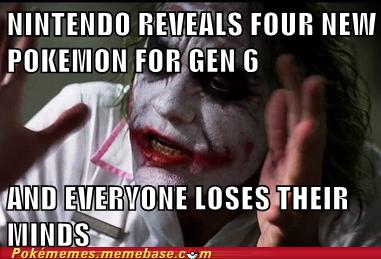 Pokémon the joker Memes funny - 7471043840