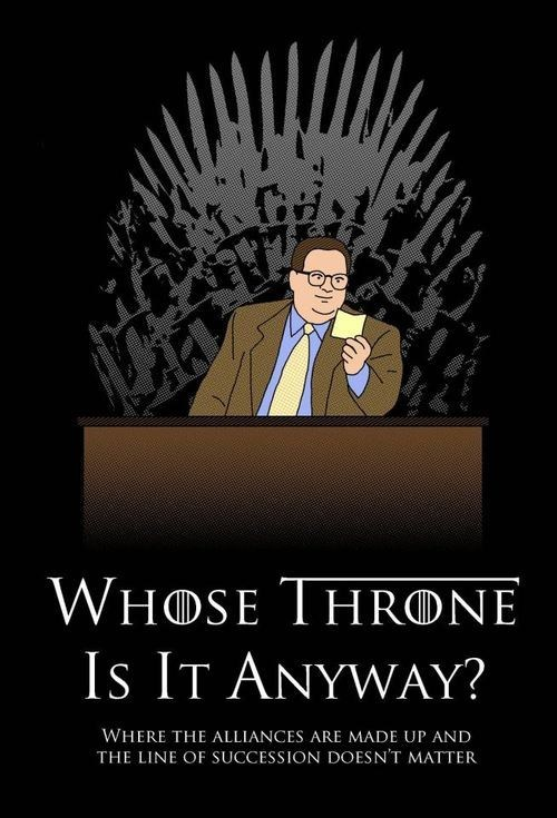 crossover Game of Thrones Fan Art whose line is it anyway - 7471166720
