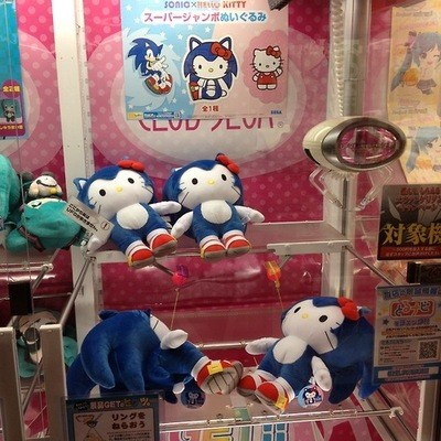 wtf,IRL,hello kitty,funny,sonic