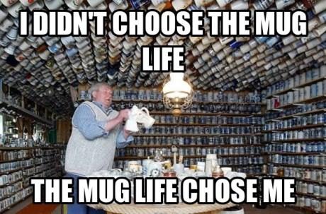 mugs,thug life,funny