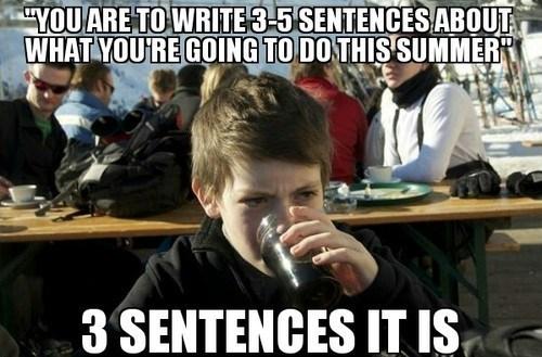 school kids summertime funny - 7471665152