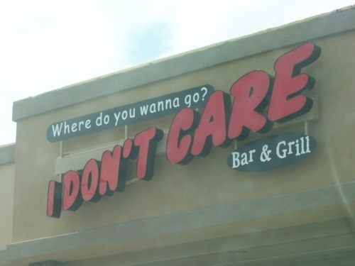 Finally, a Place to Take Your Significant Other for Dinner!