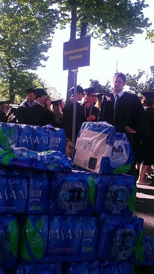 school graduation wasteful irony funny fail nation