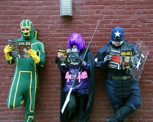 cosplay comics movies kick ass - 7472239616