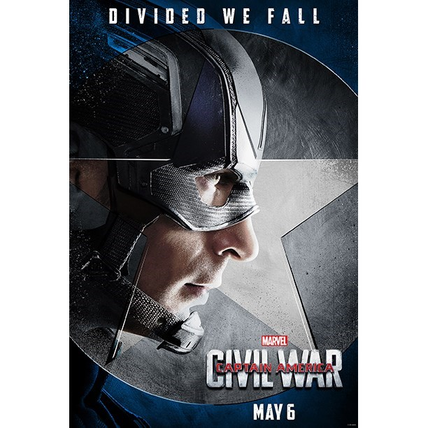 poster movies captain america civil war - 747269