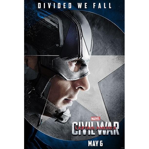 poster movies captain america civil war - 747269