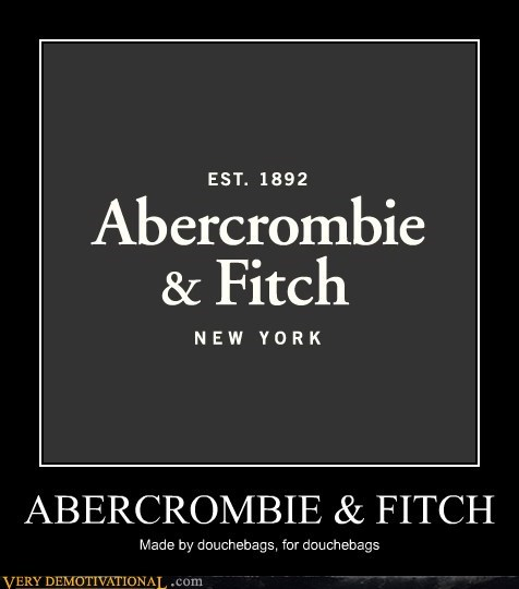 douche abercrombie & fitch funny - 7473003264