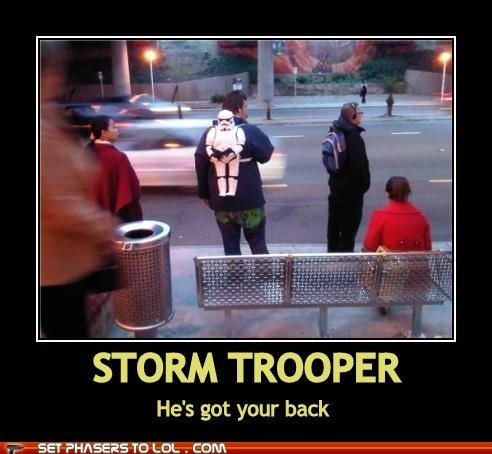 backpacks star wars stormtrooper funny - 7474857472