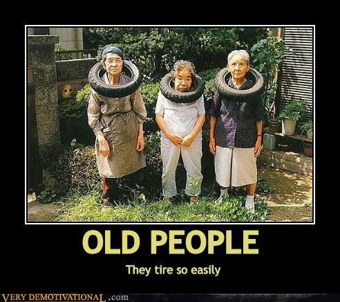 wtf,tire,old people