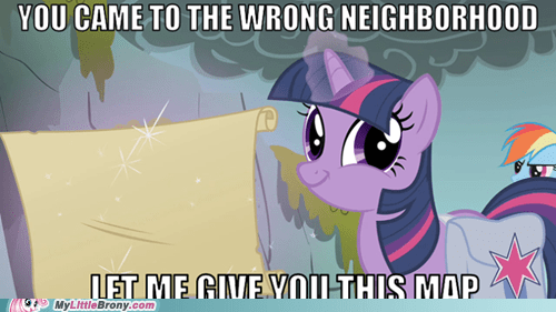 im-lost,twilight sparkle,funny,Maps