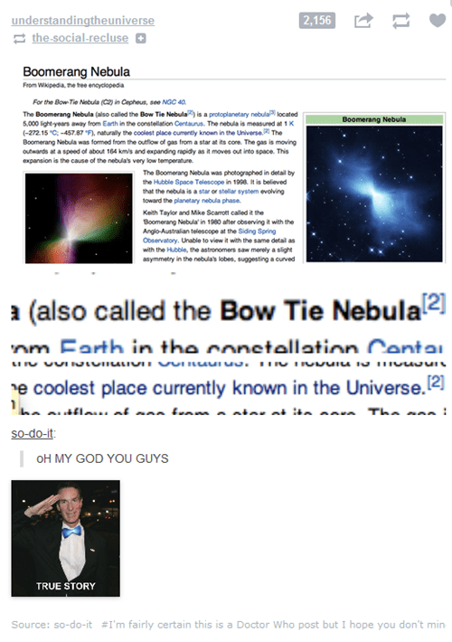 Bill Nye\'s Favorite Nebula