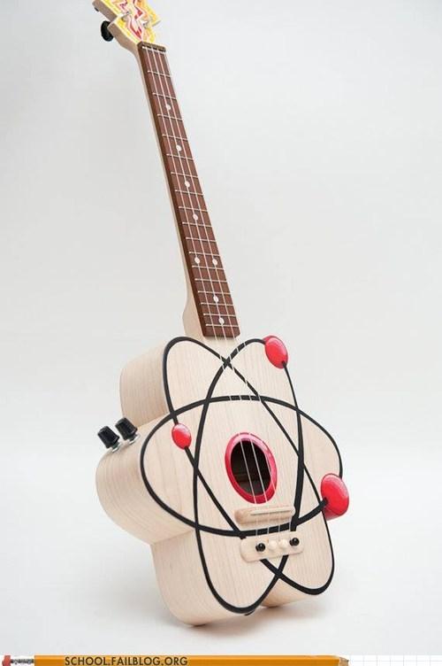 Music awesome ukelele science funny - 7477174528