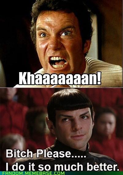 scifi khan Star Trek - 7477737216