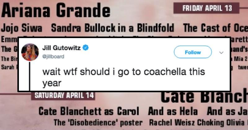 coachella lineup parodies