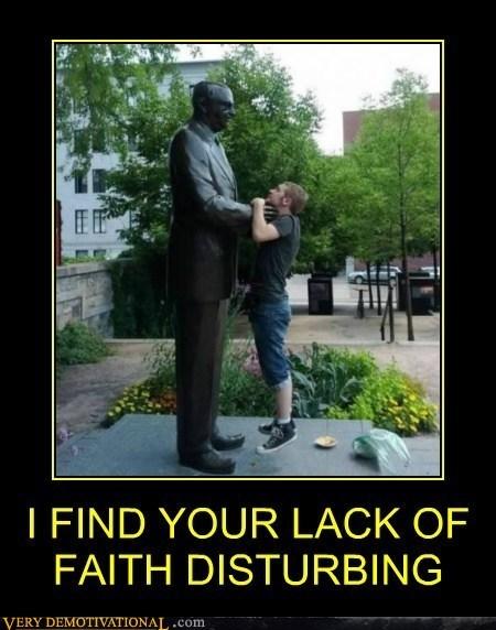 choke star wars statue funny darth vader - 7479387392
