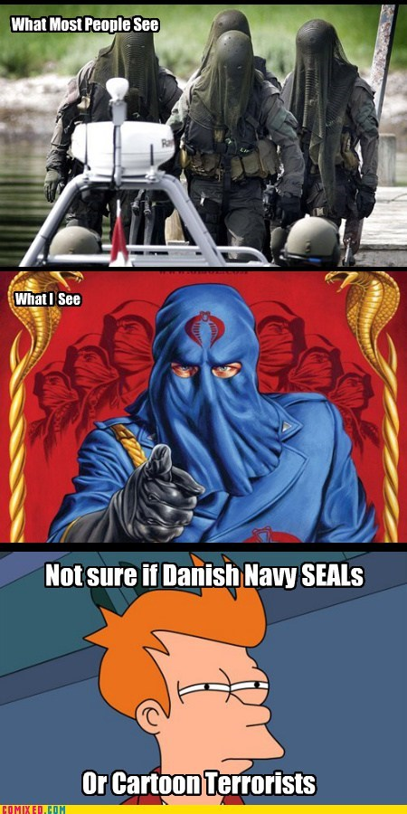 cobra commander army dudes danish funny - 7479436544