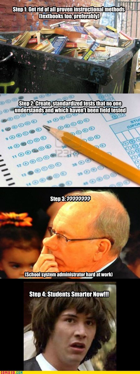 school scantron common core standardized testing funny - 7481293056