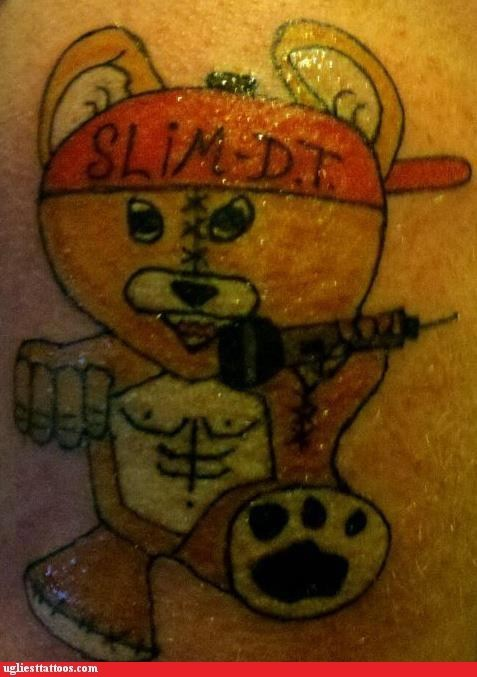 teddy bear ugly funny - 7482066176