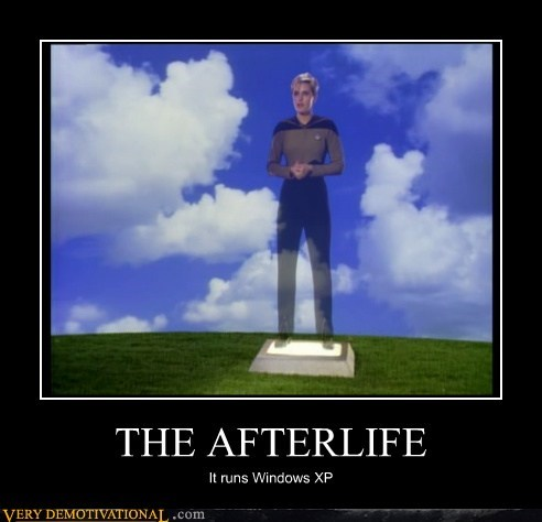 tasha yar,windows,afterlife,Star Trek