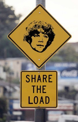 Lord of the Rings signs funny - 7482351616