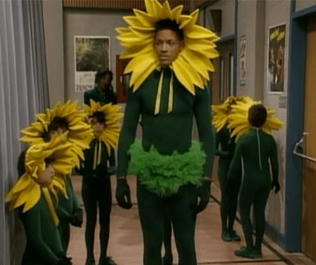 wtf flowers costume will smith funny - 7482422016