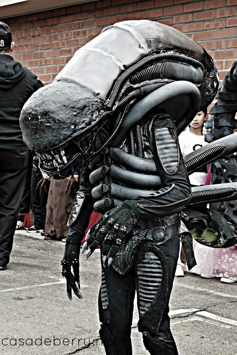 Aliens,diy costumes,coolest kid ever