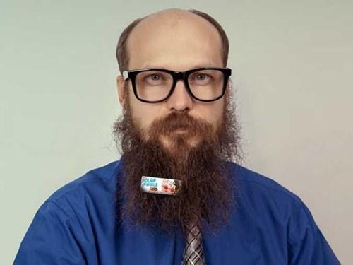 beard advertising A&W beardvertising cornett-ims funny monday thru friday g rated