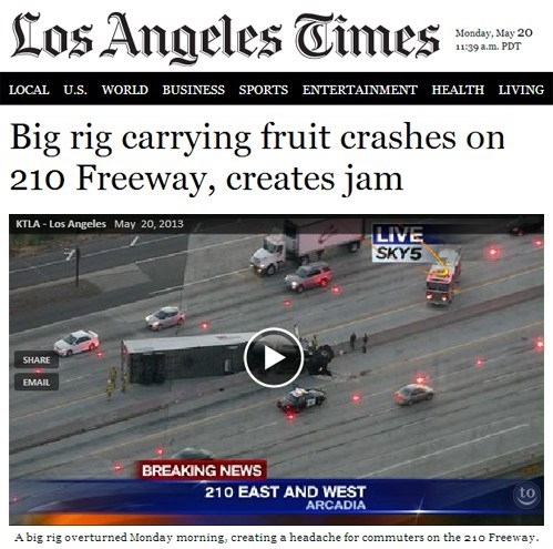 news puns latimes mmm jam funny fail nation g rated - 7482927104