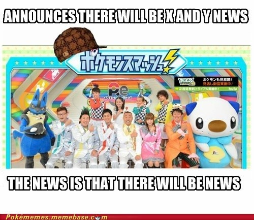 scumbag,news,pokemon smash,funny,pokemon x/y