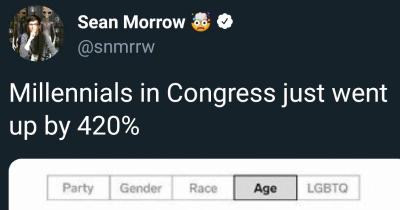 twitter millennials social media politics - 7483141