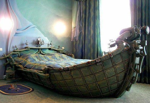 bed,design,boat
