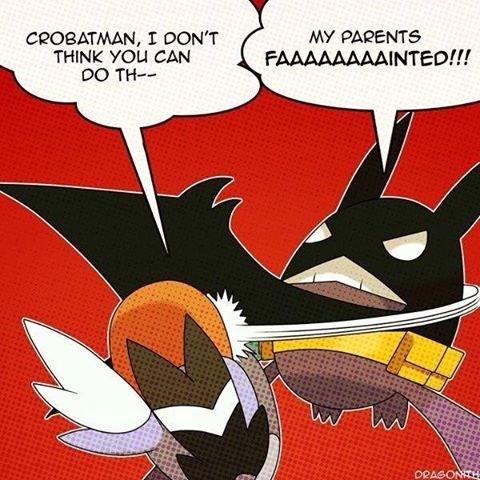 art crobatman Memes batman funny - 7484411136