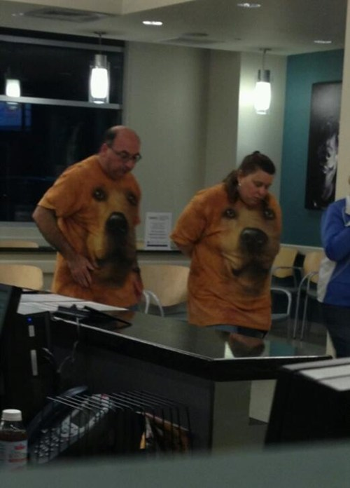 shirts,dogs