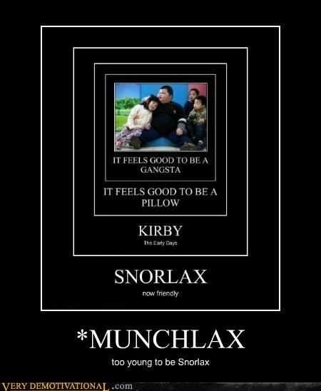 Pokémon snorlax funny - 7485468160