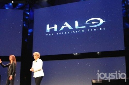 news steven spielberg TV halo xbox reveal - 7485754112