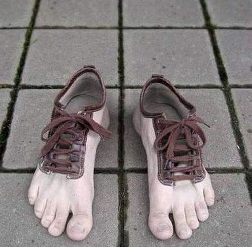 hobbits shoes funny poorly dressed g rated - 7485953792