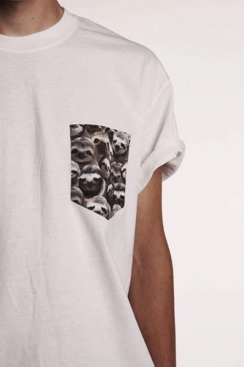 tshirts,sloths,funny