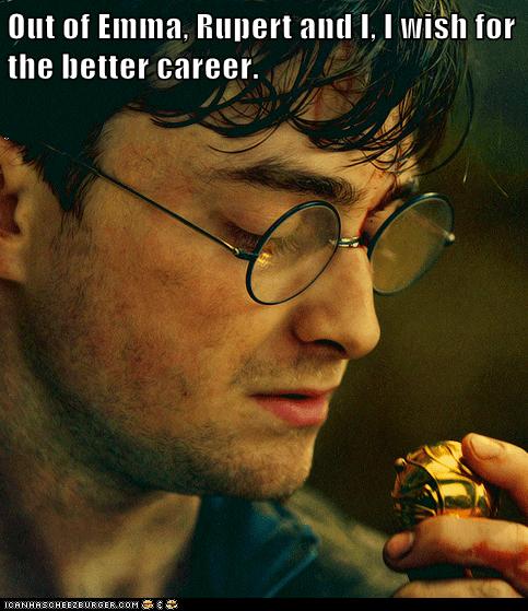 Harry Potter Daniel Radcliffe funny - 7486018048