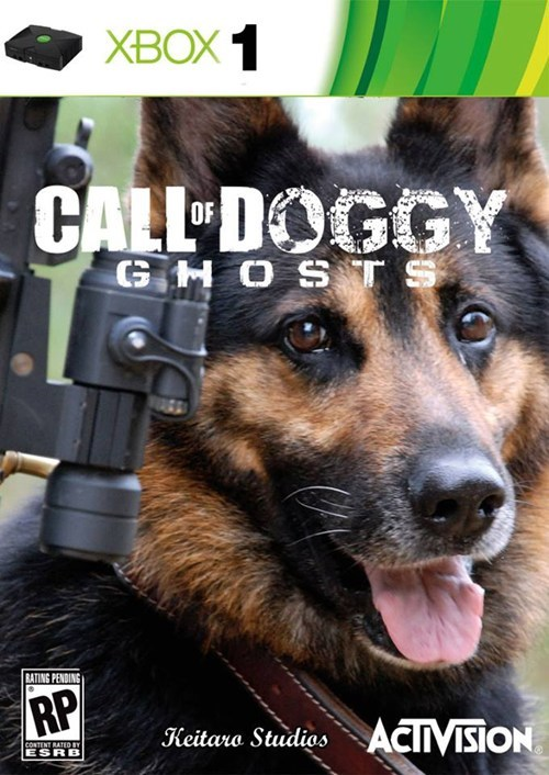 call of duty,dogs,call of duty ghosts,xbox reveal,funny