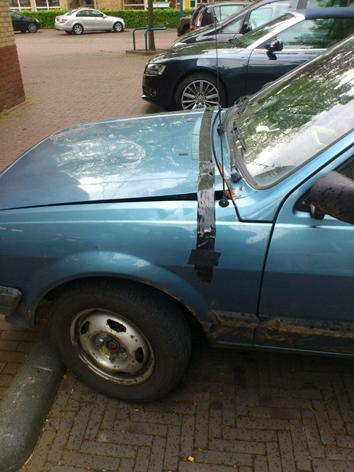 cars,duct tape,funny,there I fixed it,g rated