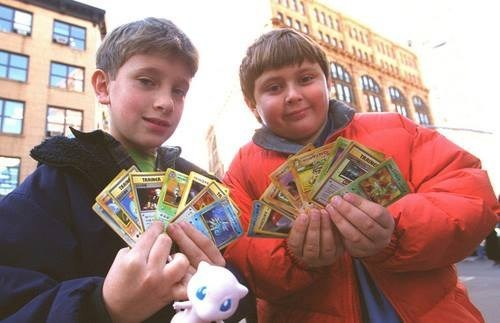 kids IRL TCG pokemon cards funny - 7486243072