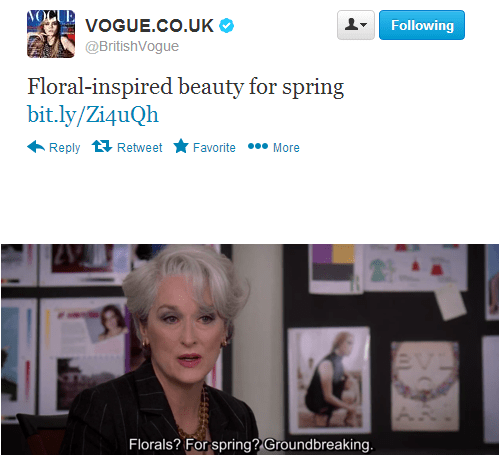 fashion vogue the devil wears prada funny - 7486256640